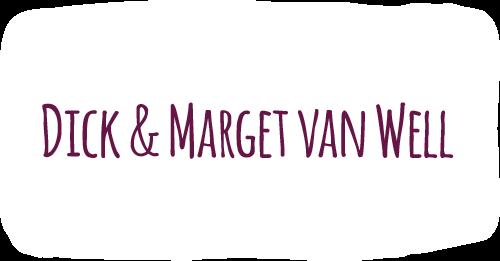 Dick&MargretvanWell